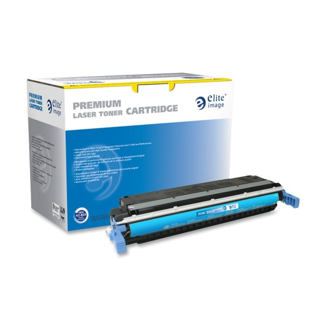 Elite Image Remanufactured Toner Cartridge Alternative For HP 645A (C9731A) 75145 ELI75145
