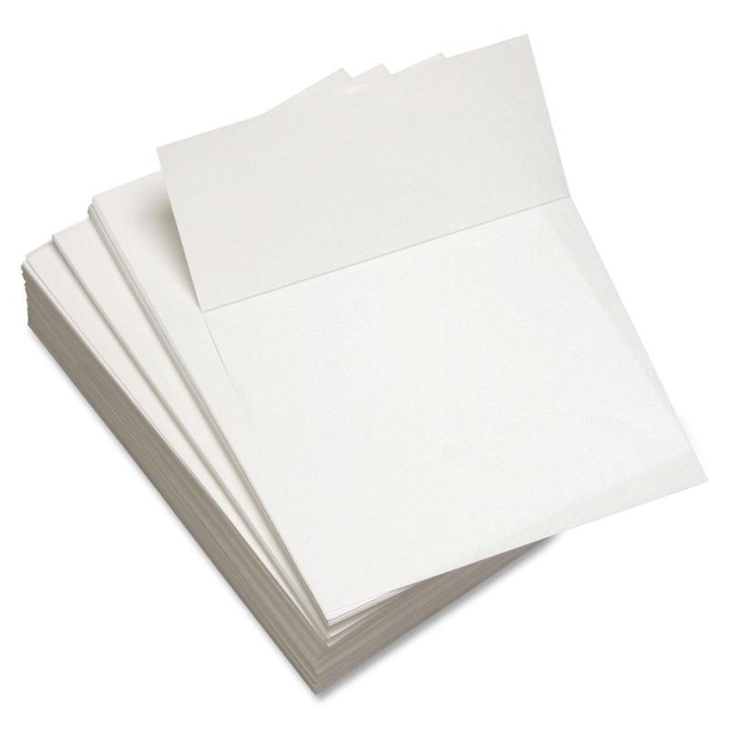 "Domtar 3.6"" Microperforated Custom Cut Sheet 851032 DMR851032"
