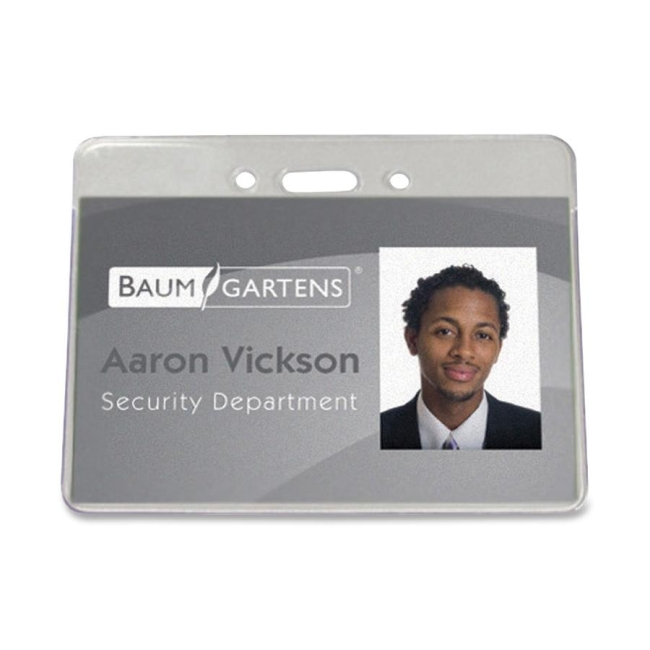 Baumgartens Proximity Badge Holder 47810 BAU47810