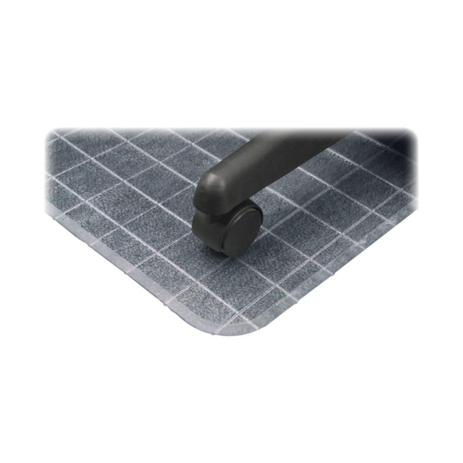 Deflect-o DuraMat Checkered Chair Mat CM83233 DEFCM83233