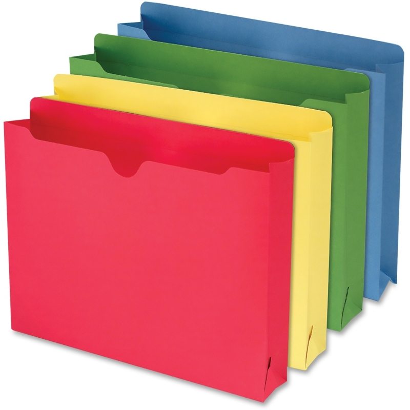 Smead Assortment Colored File Jackets 75688 SMD75688