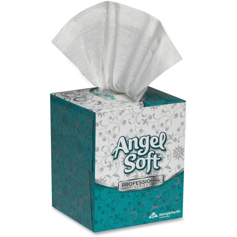 Georgia-Pacific Angel Soft ps Facial Tissue Box 46580 GPC46580