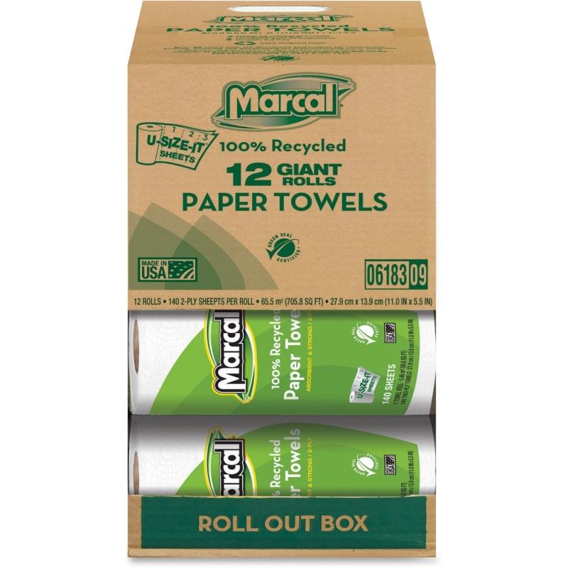 Marcal U-size-It Paper Towel 06183 MRC06183