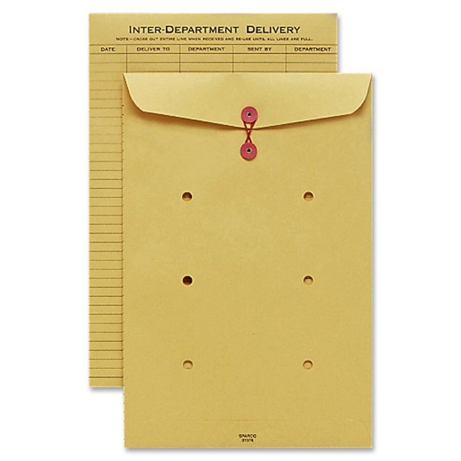 Sparco Inter-Department Envelope 01375 SPR01375