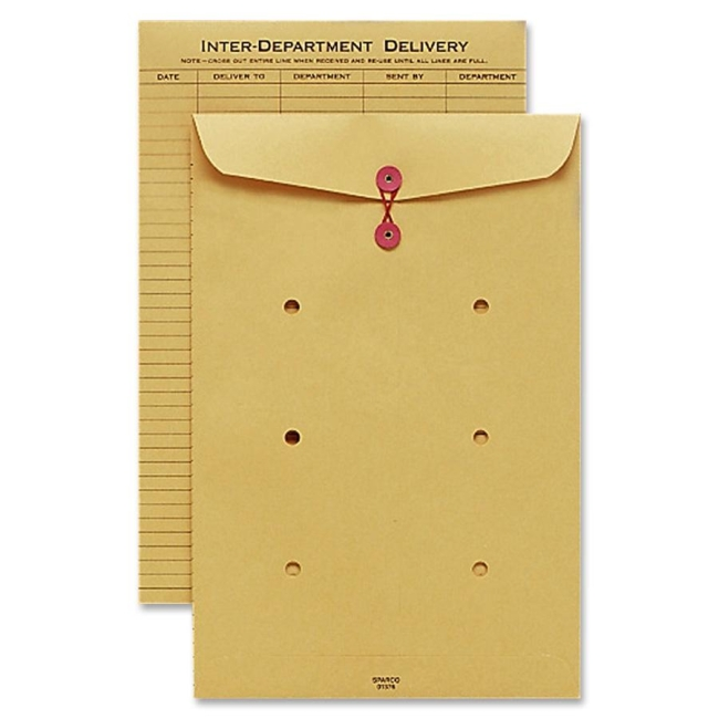 Sparco Inter-Department Envelope 01376 SPR01376