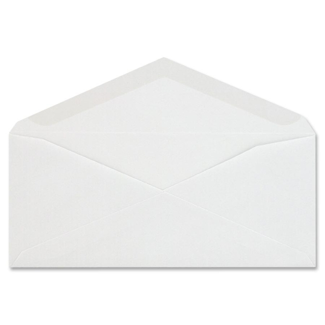 Sparco White Wove Commercial Envelopes 26901 SPR26901