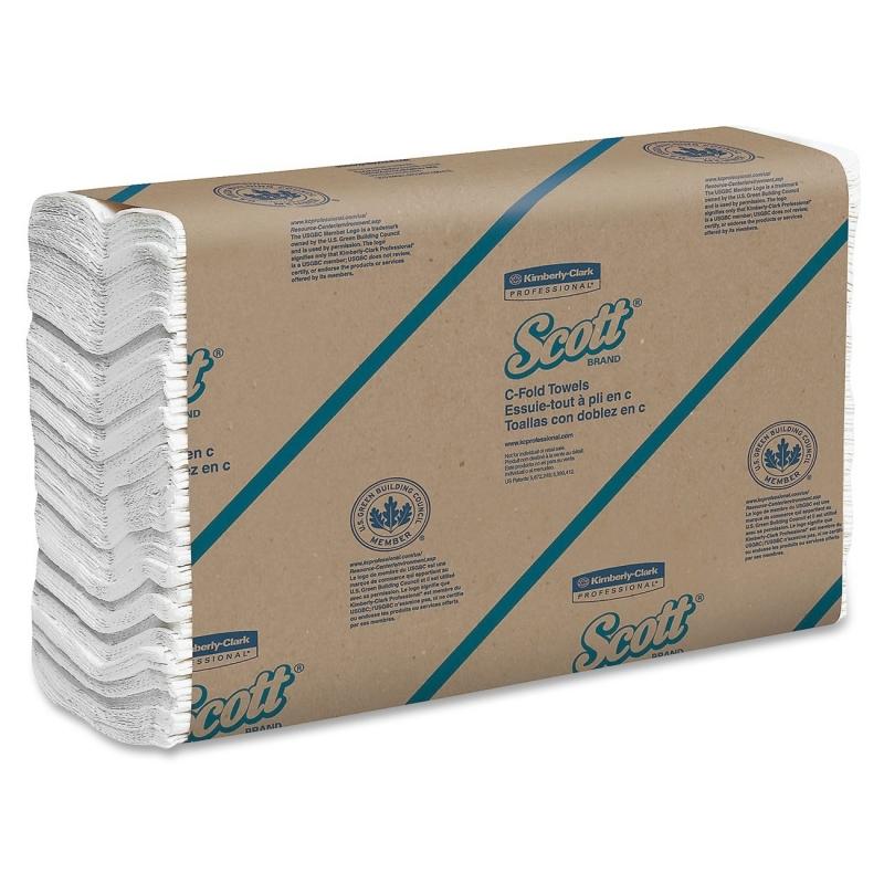 Scott C-Fold Hand Towel 03623 KCC03623