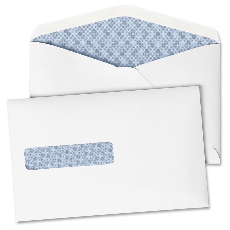 Quality Park Postage Saving Window Envelopes 90063 QUA90063