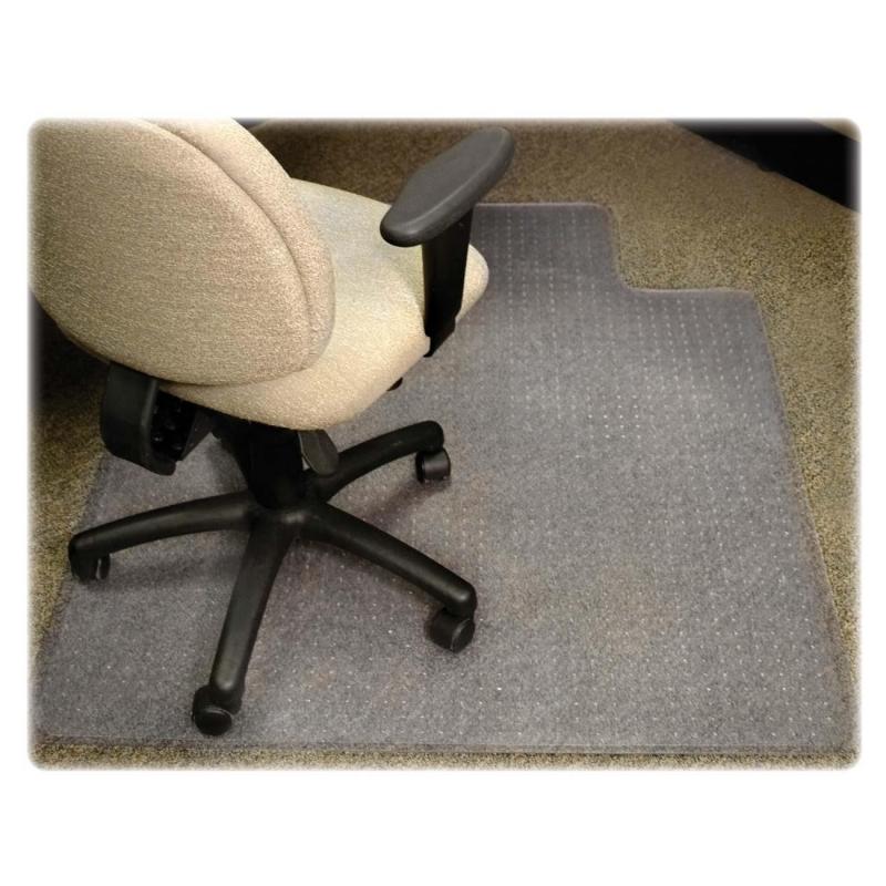 Lorell Diamond Anti-static Chair Mat 25750 LLR25750