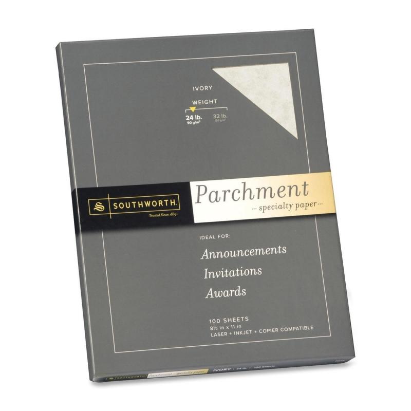 Southworth Parchment Specialty Paper P984CK SOUP984CK 083514
