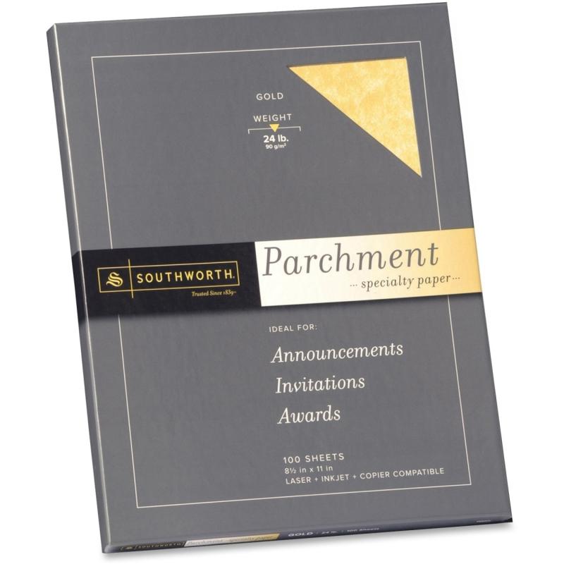 Southworth Parchment Specialty Paper P994CK SOUP994CK 083514
