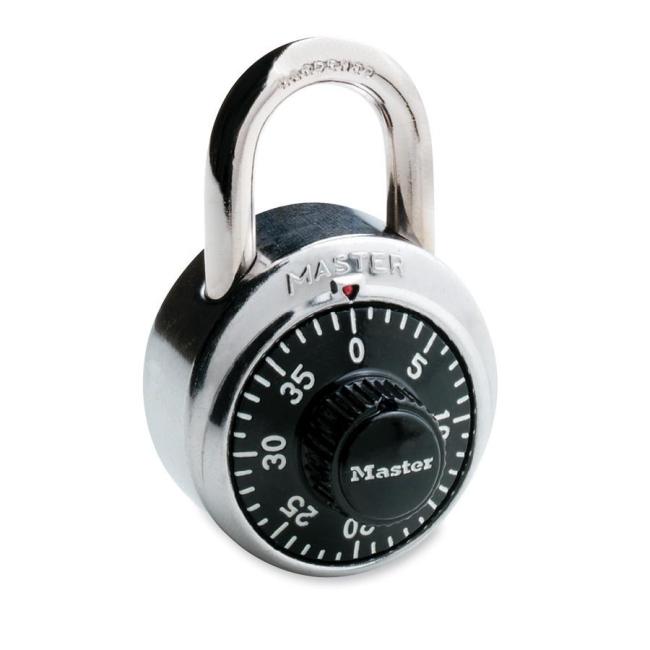Master Lock Master Lock Combination Padlock 1500D MLK1500D