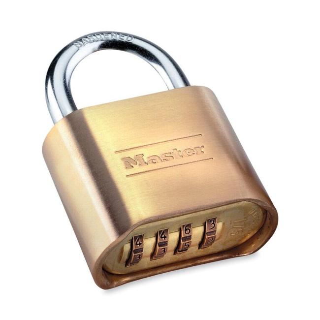 Master Lock Master Lock Combination Padlock 175D MLK175D