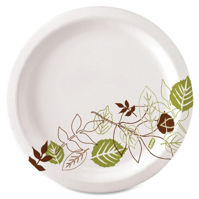 Dixie Dixie Pathways Design Everyday Paper Plates UX7WSCT DXEUX7WSCT