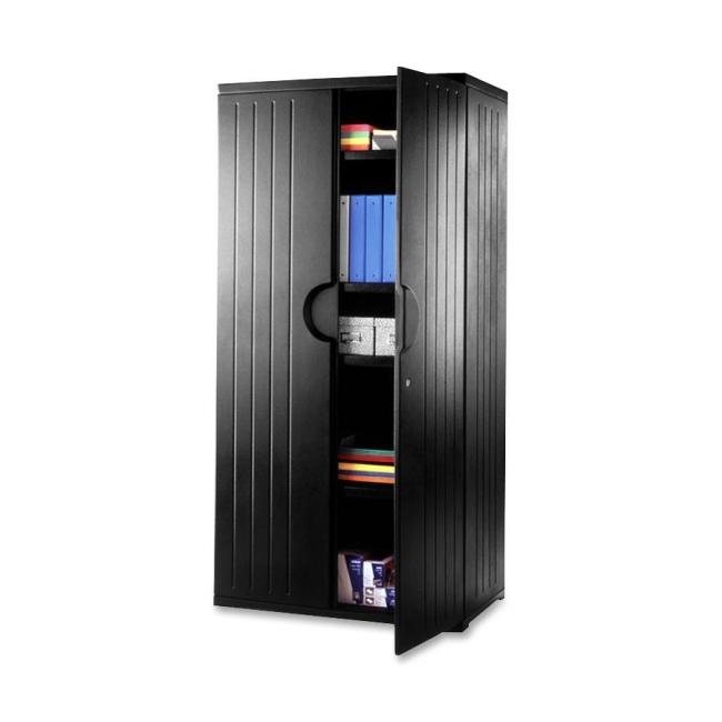 Iceberg Iceberg Officeworks 4-Shelf Storage Cabinet 92571 ICE92571