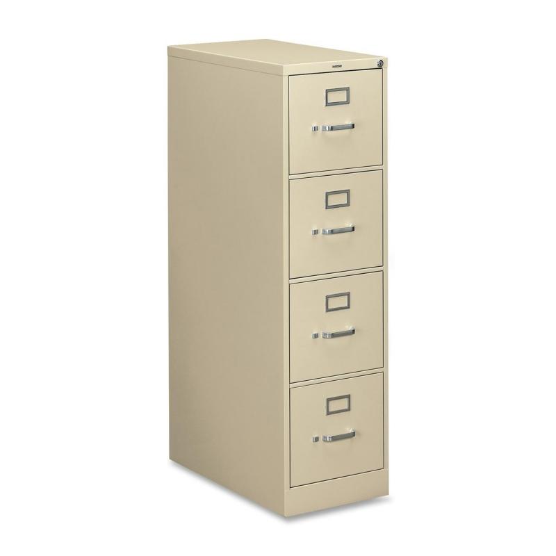 HON HON 310 Series Vertical File With Lock 314PL HON314PL