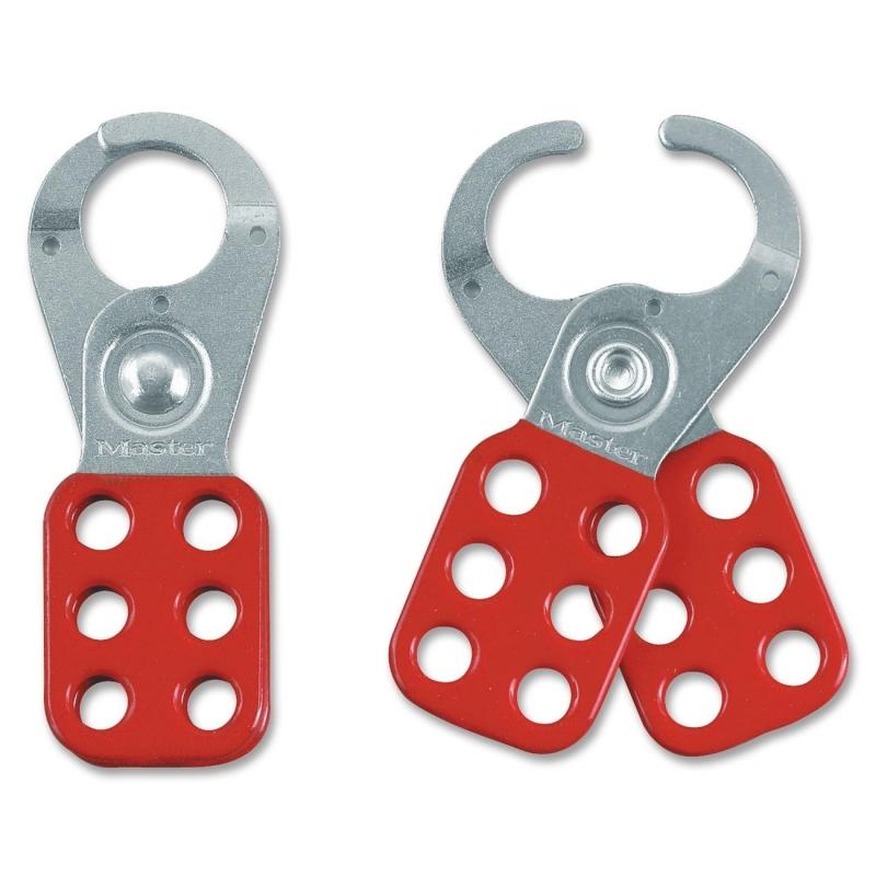 Master Lock Master Lock Steel Lockout Hasp 420 MLK420