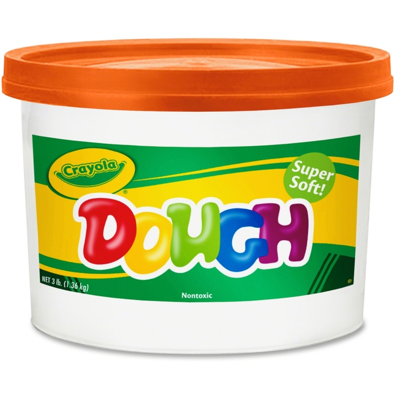Crayola Crayola Orange Dough 570015036 CYO570015036