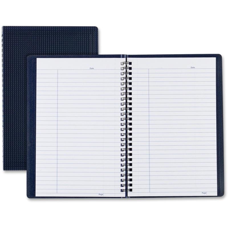 Blueline Blueline Duraflex Notebook B4082 REDB4082