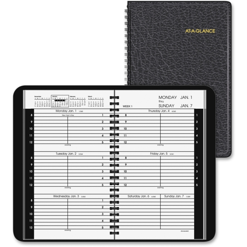 At-A-Glance At-A-Glance Weekly Appointment Book 70-075-05 AAG7007505