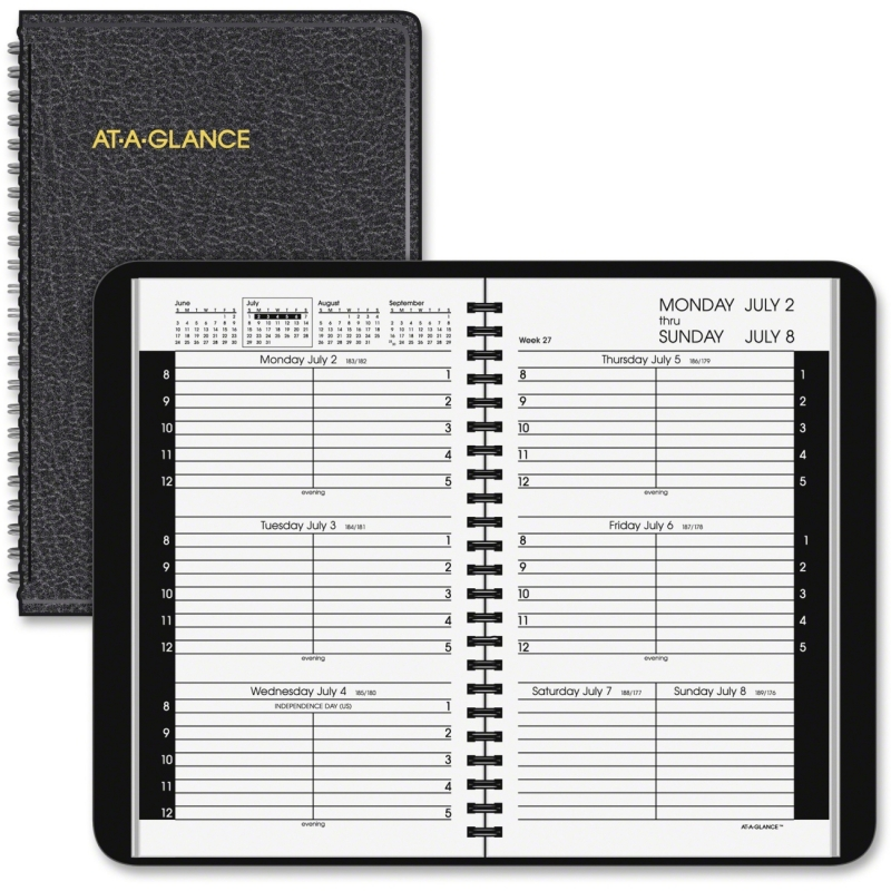 At-A-Glance At-A-Glance 12-Months Weekly Appointment Book 70-101-05 AAG7010105