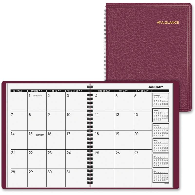 At-A-Glance At-A-Glance Monthly Classic Planner 70-120-50 AAG7012050