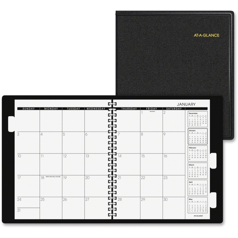 At-A-Glance At-A-Glance Three-Year Long-Range Monthly Planner 70-236-05 AAG7023605