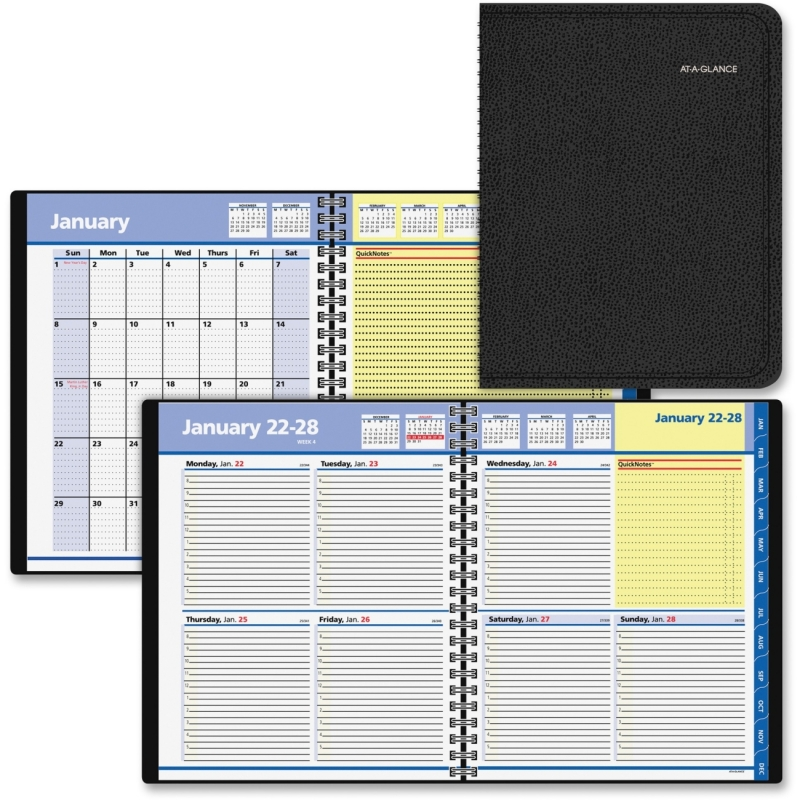 At-A-Glance At-A-Glance QuickNotes Management Planner 76-01-05 AAG760105