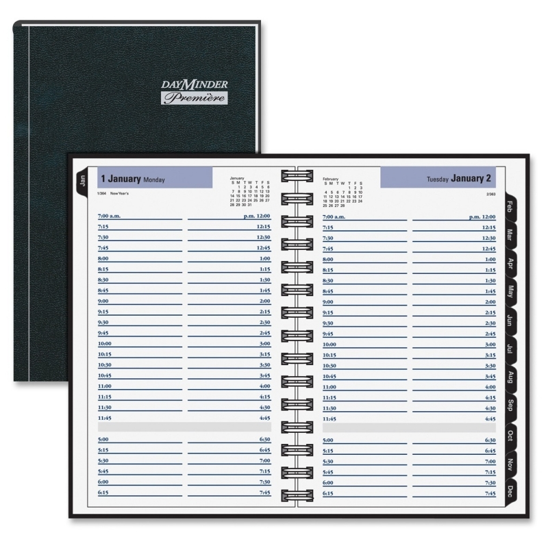 At-A-Glance At-A-Glance Dayminder Premiere Appointment Book G100H-00 AAGG100H00