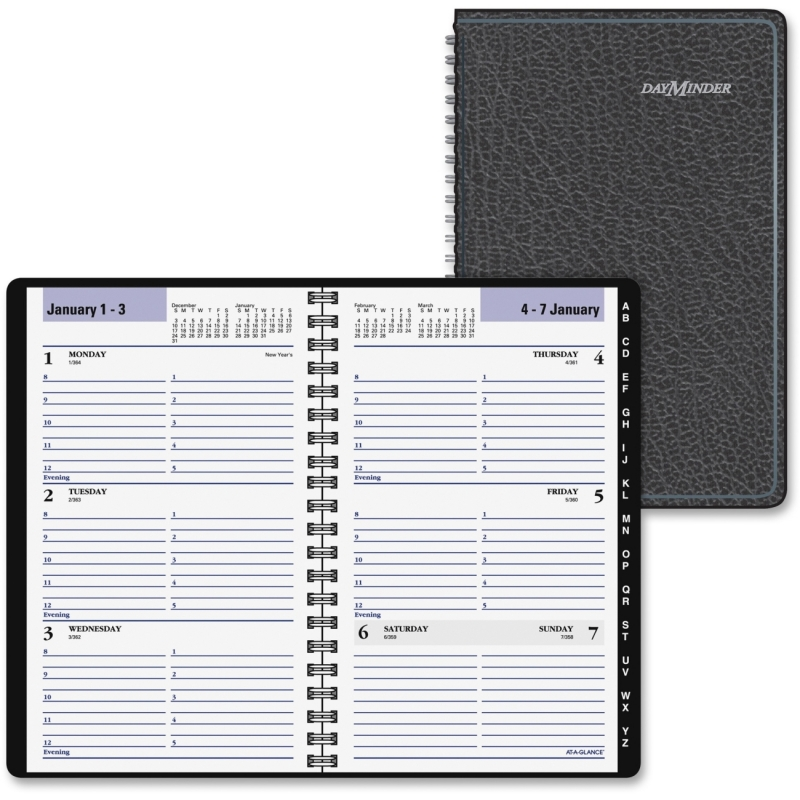 At-A-Glance At-A-Glance DayMinder Weekly Appointment Book G210-00 AAGG21000