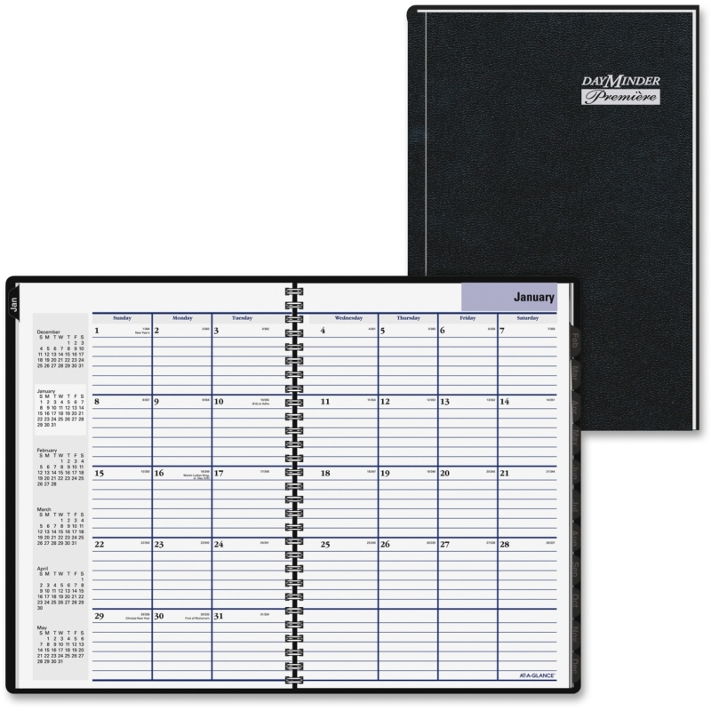 At-A-Glance At-A-Glance DayMinder Premiere Planner G470H-00 AAGG470H00