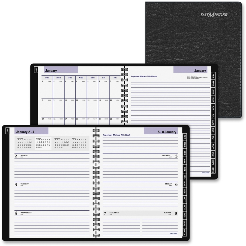 At-A-Glance At-A-Glance DayMinder Executive Planner G545-00 AAGG54500