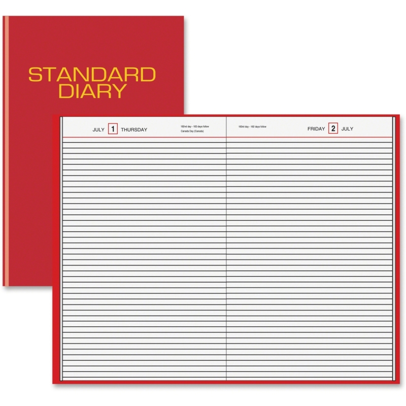 At-A-Glance At-A-Glance Standard Busines Diary SD374-13 AAGSD37413