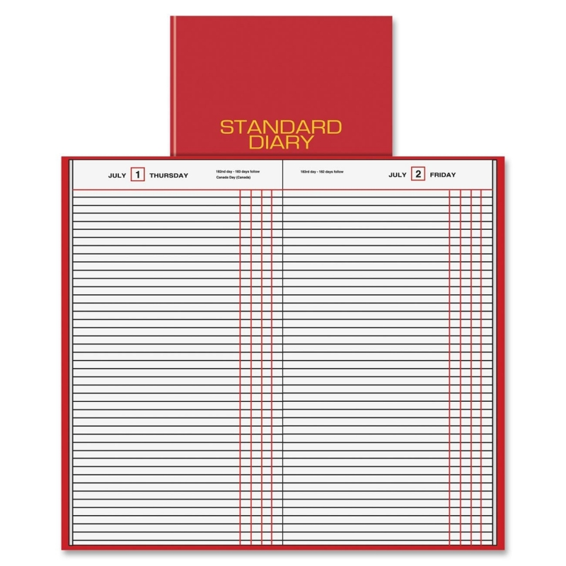 At-A-Glance At-A-Glance Standard Diary Journal SD377-13 AAGSD37713