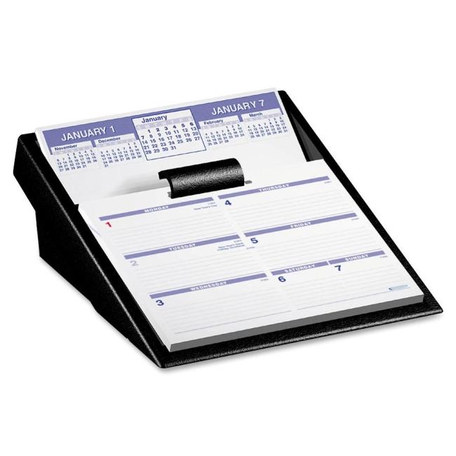 At-A-Glance At-A-Glance Flip-A-Week Desk Calendar SW700X-00 AAGSW700X00