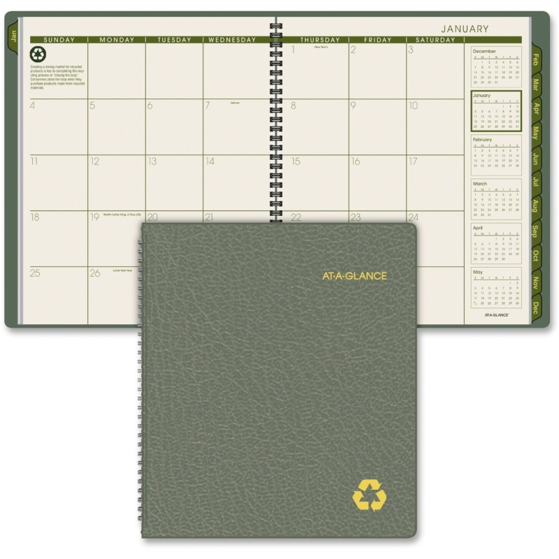At-A-Glance At-A-Glance Professional Desk Planner 70-260G-60 AAG70260G60