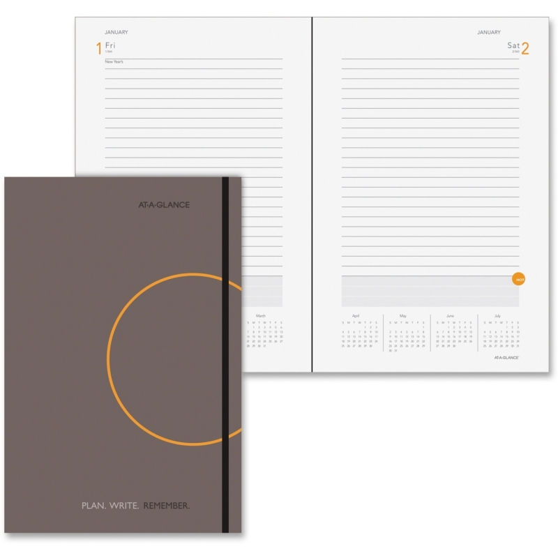 At-A-Glance At-A-Glance Planning Notebook 70620130 AAG70620130