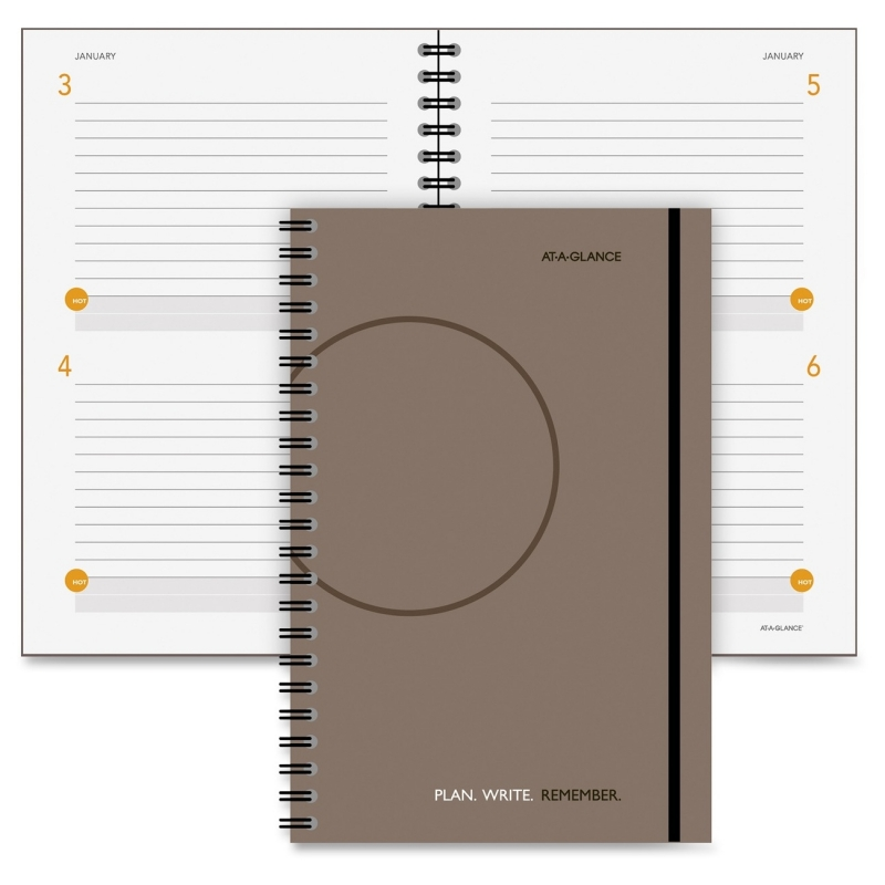 At-A-Glance At-A-Glance Undated Planning Notebook 80620330 AAG80620330