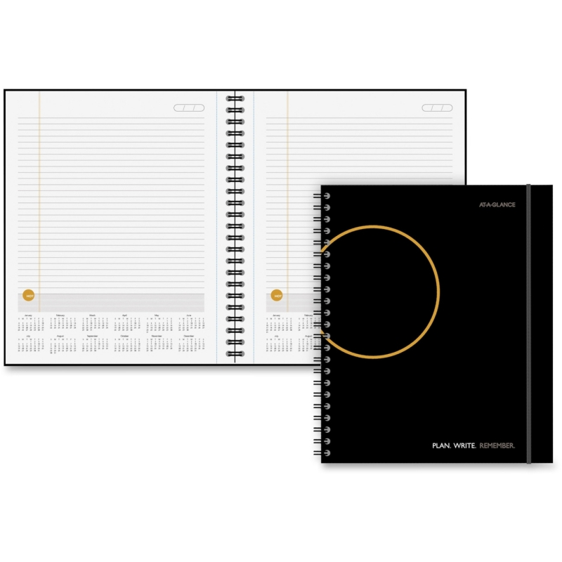 At-A-Glance At-A-Glance Undated Planning Notebook 70620905 AAG70620905