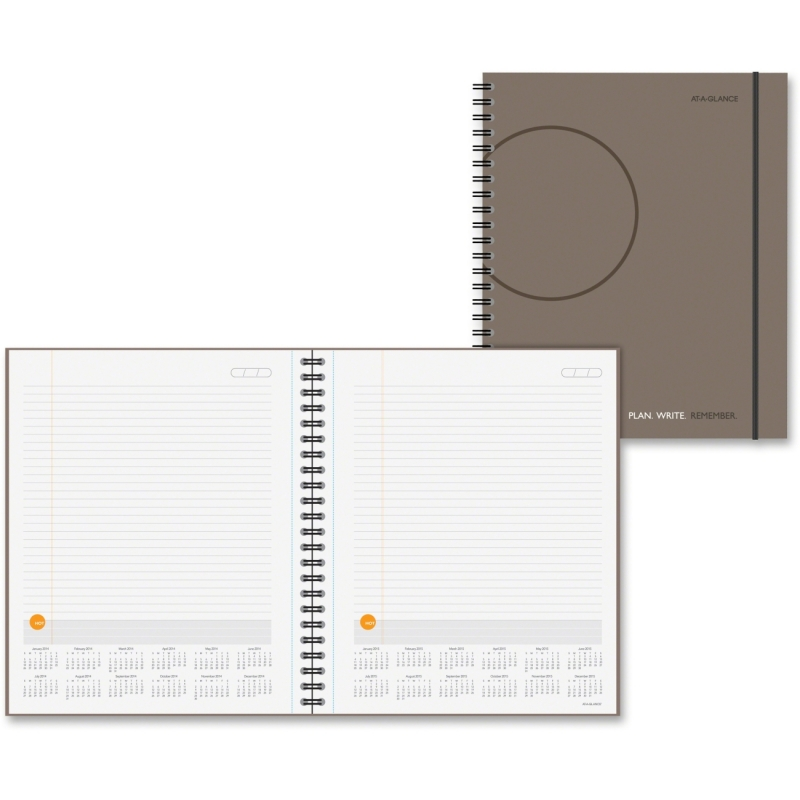 At-A-Glance At-A-Glance Undated Planning Notebook 70620930 AAG70620930