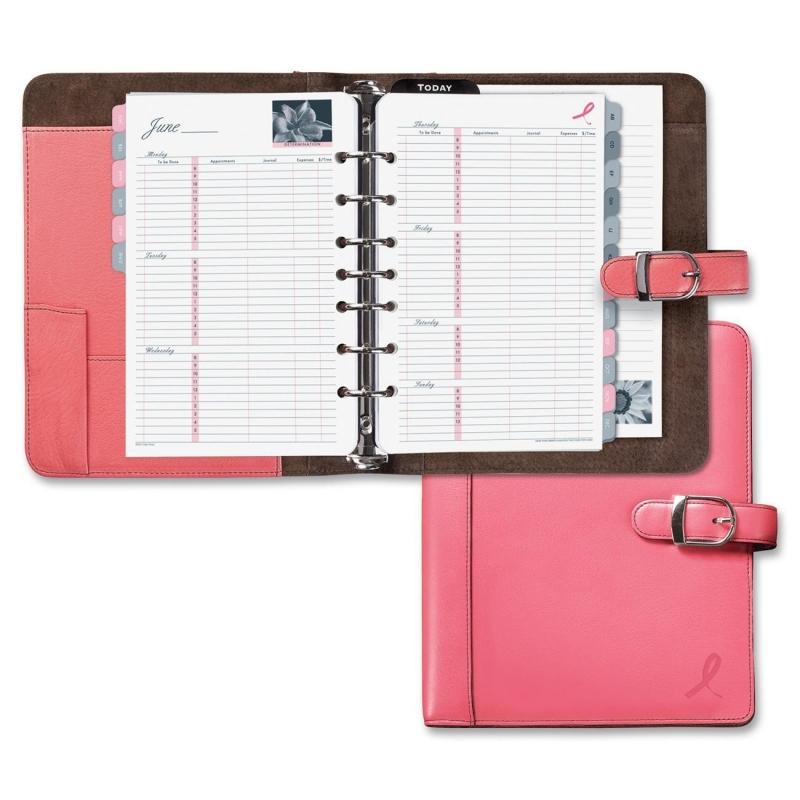 Day-Timer Day-Timer Pink Ribbon Starter Set 48434 DTM48434 D48434