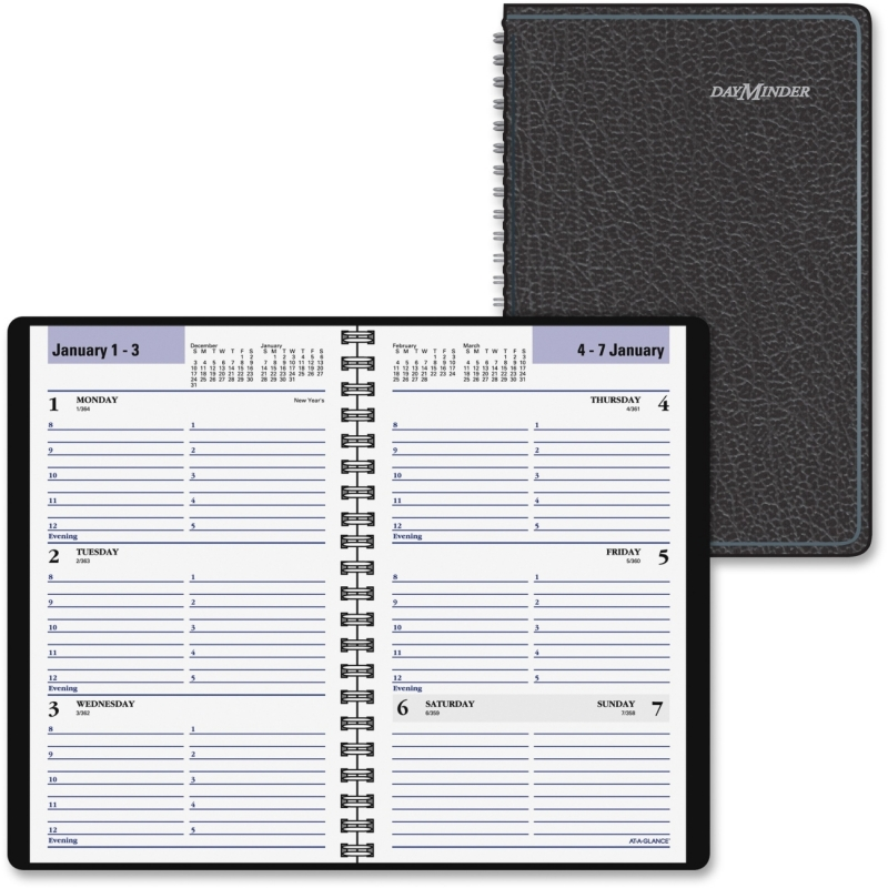 At-A-Glance At-A-Glance DayMinder 2PPW Weekly Appointment Book G20000 AAGG20000