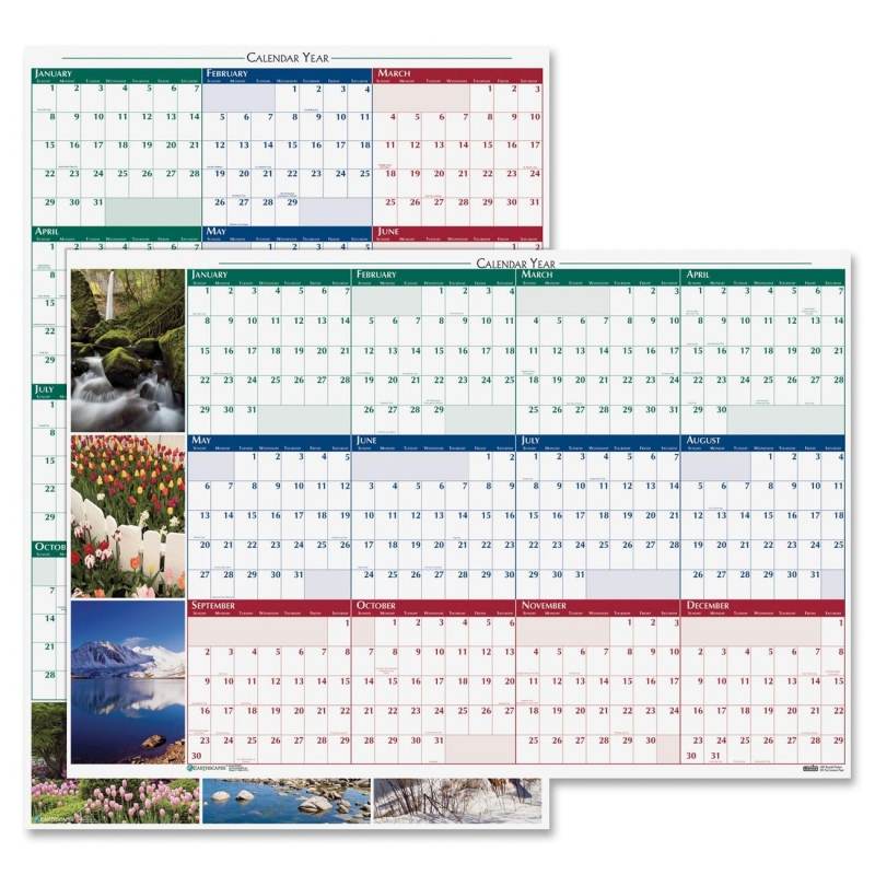 House of Doolittle Earthscapes Wall Calendar 393 HOD393
