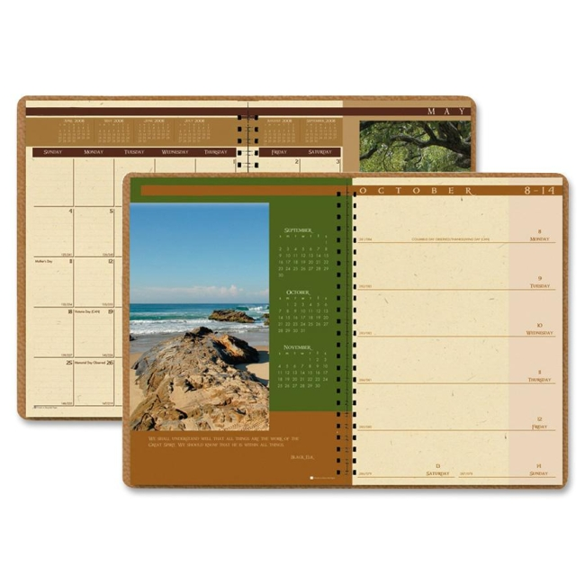 House of Doolittle Landscapes Planner 528 HOD528
