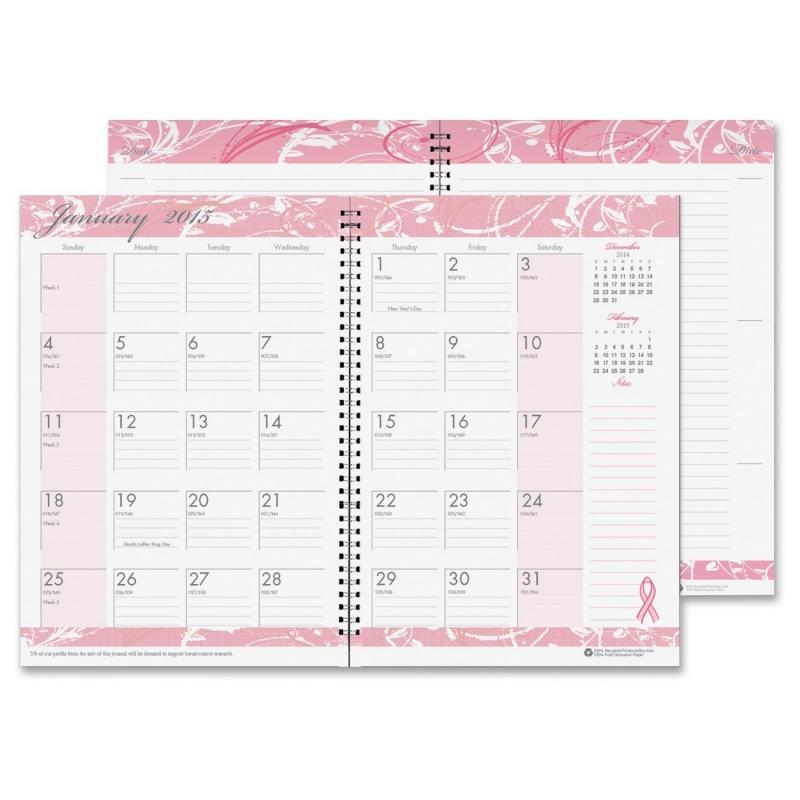 House of Doolittle Breast Cancer Awareness Journal 5226 HOD5226