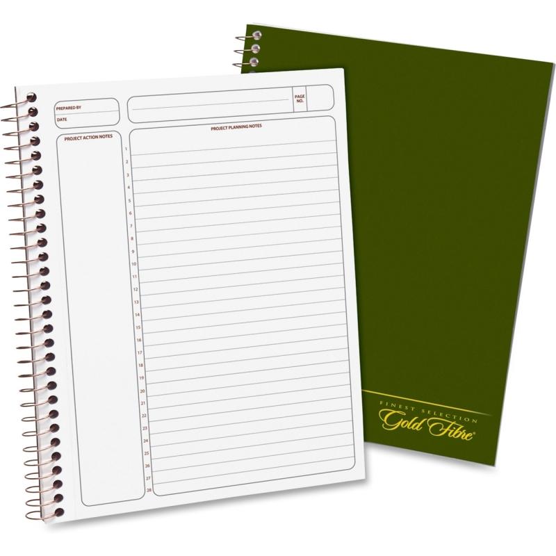 Ampad Ampad Gold Fibre Classic Project Planner 20816 TOP20816