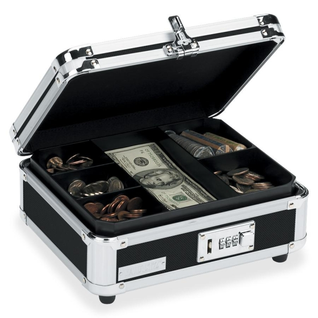 IdeaStream IdeaStream Vaultz Cash Box VZ01002 IDEVZ01002