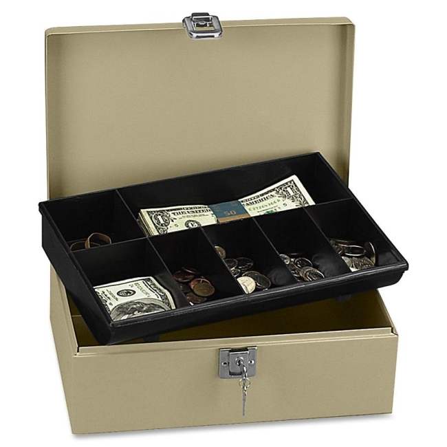 PM PM SecurIT Lock'N Latch Cash Box 04963 PMC04963