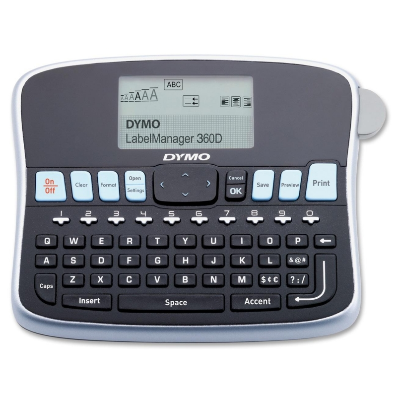 Dymo Dymo LabelManager LM360D Label Maker 1754488 DYM1754488