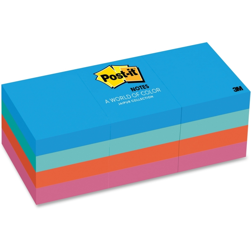 Post-it Post-it Jaipur Notes 653-AU MMM653AU